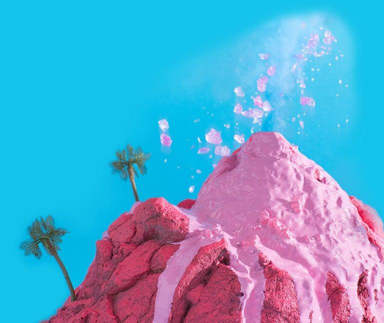The Volcano fragrance