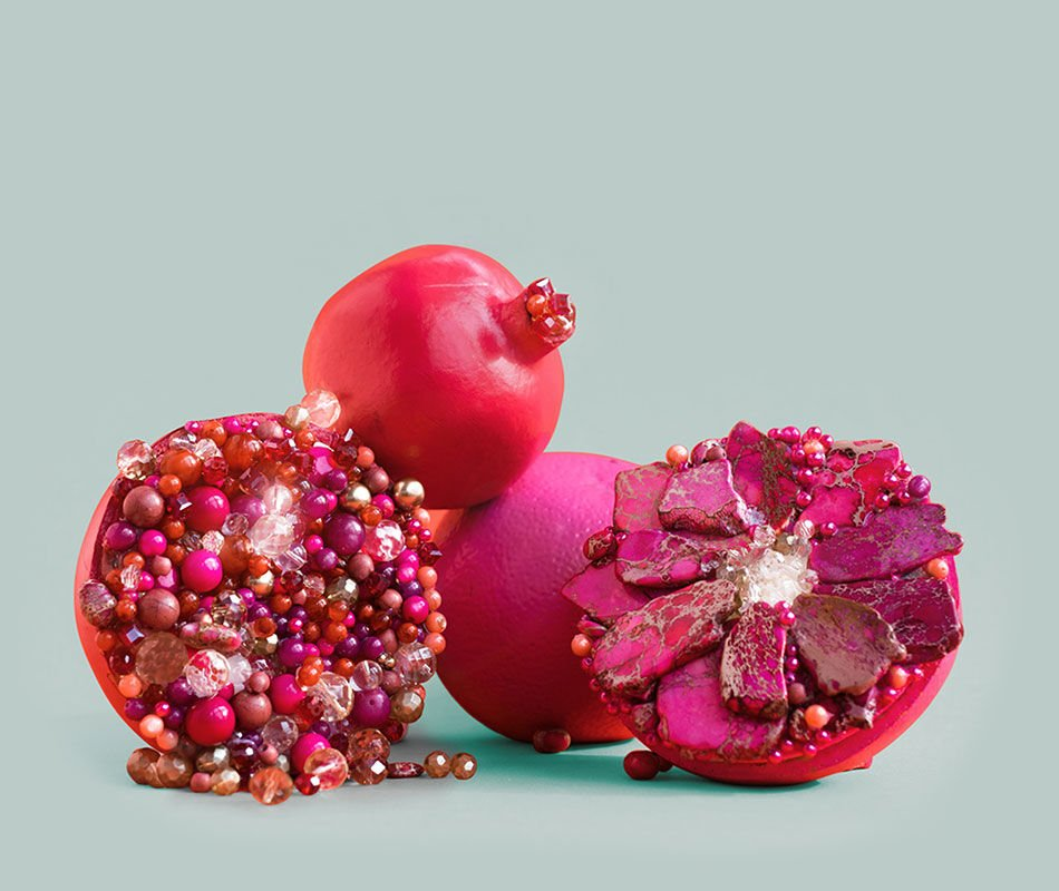 The Pomegranate Citrus fragrance
