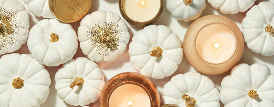 The Only Fall Candle You Need Press