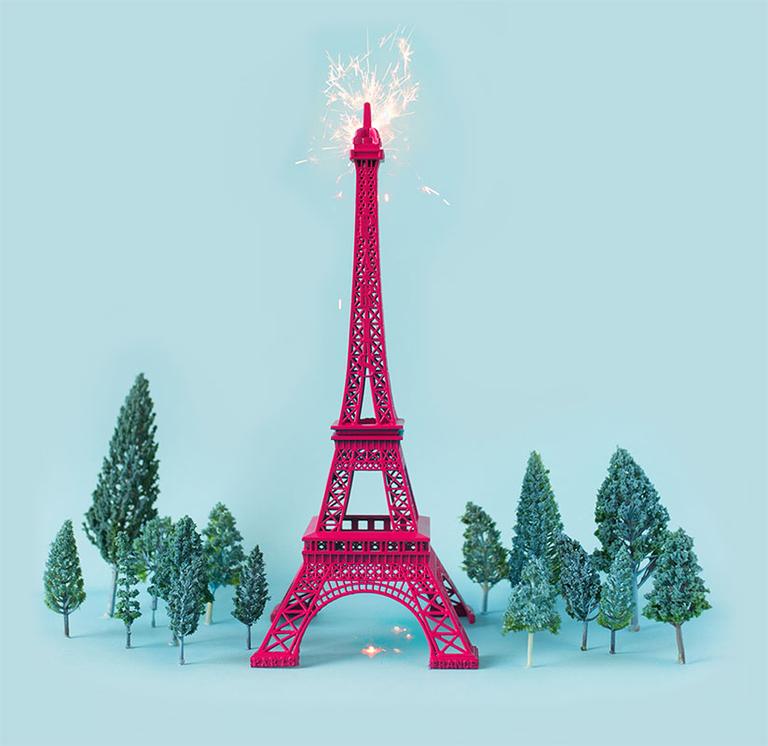 The Paris fragrance