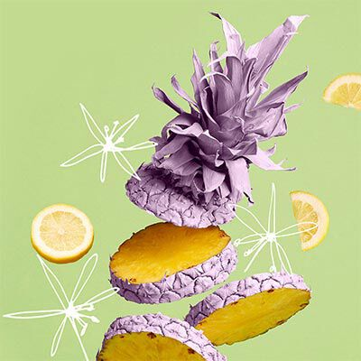 New Pineapple Flower