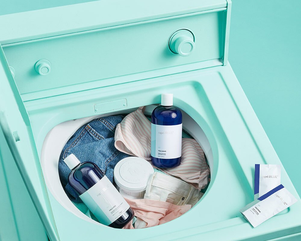 Volcano Laundry Detergent & Softener