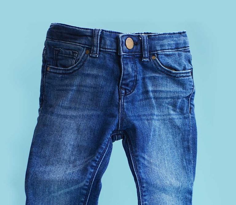 The Blue Jean fragrance