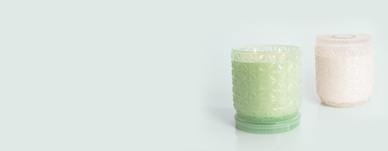 Muse Happy Hour Sale -  Volcano Jumbo Jar and Modern Mint Jumbo Jar