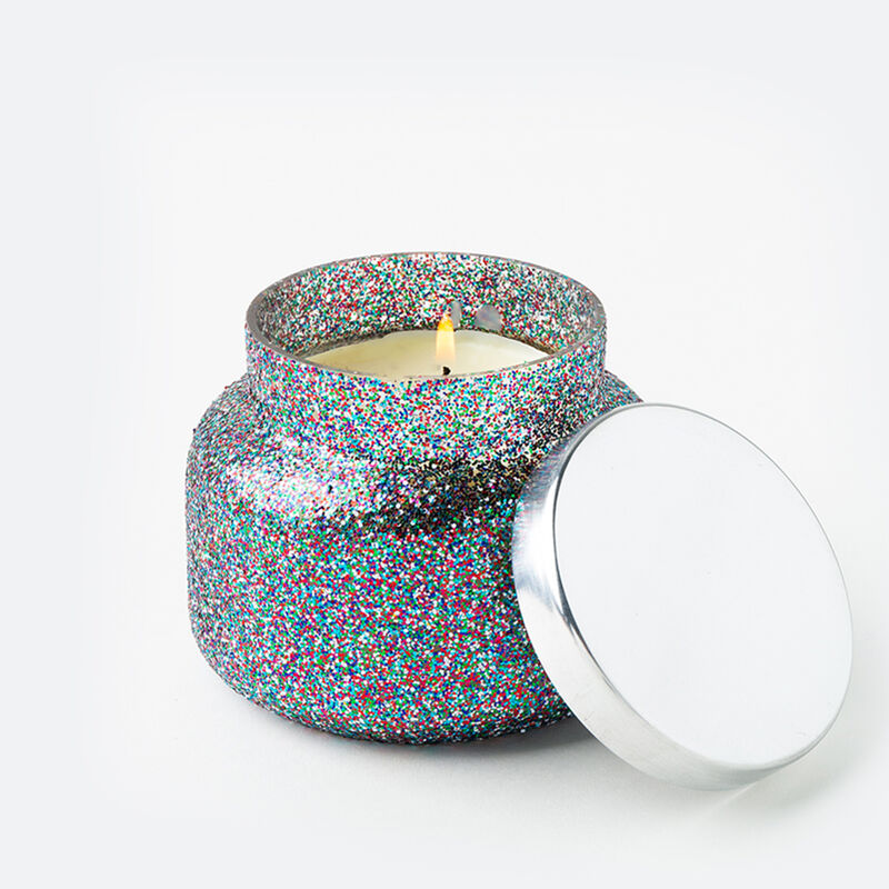 Vanilla Confetti Glam Signature Candle Jar, 19 oz Alt Product View image number 1