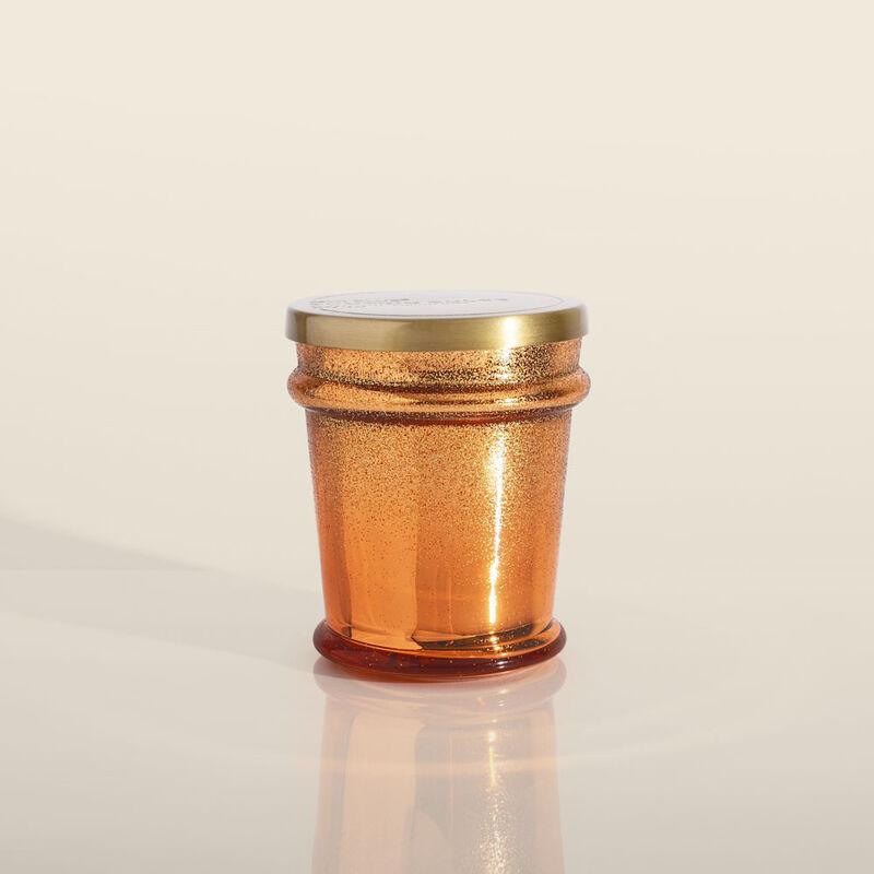 Pumpkin Dulce Glitz Found Glass, 8oz Product View image number 0