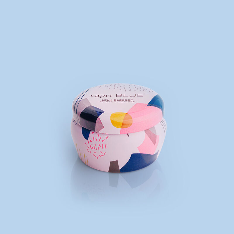 Lola Blossom Gallery Mini Tin, 3 oz Product View image number 0