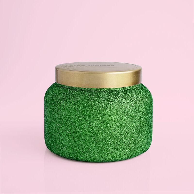 Alpine Juniper Glam Jumbo Candle Jar, 48 oz Product View image number 0