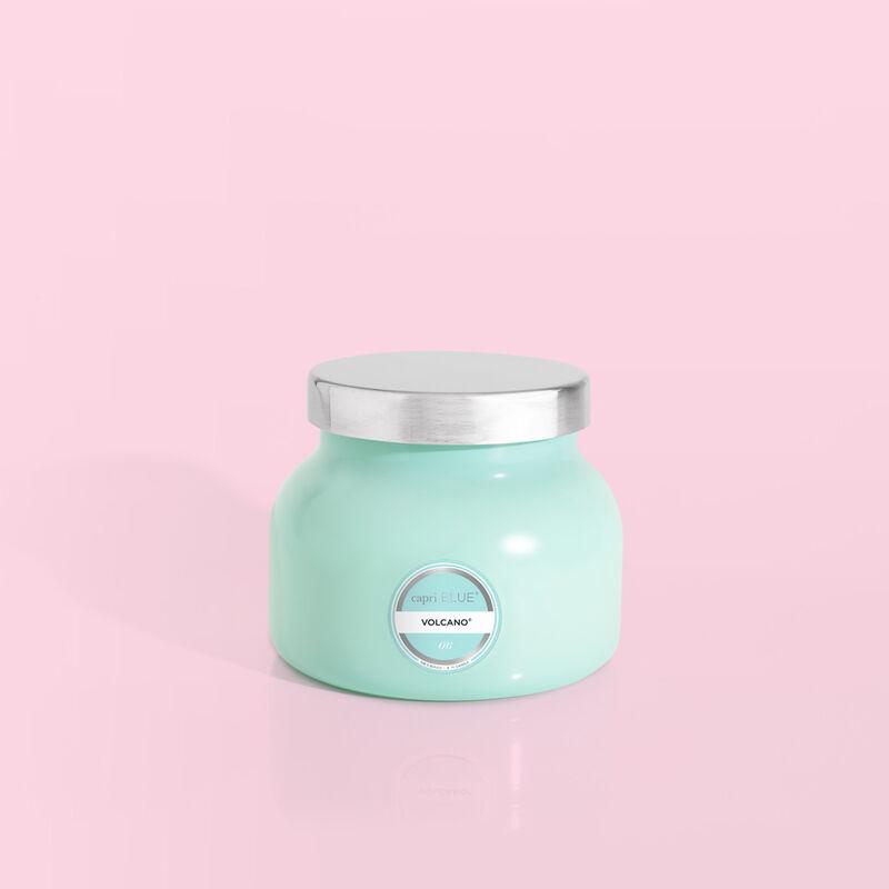 Volcano Aqua Petite Signature Candle Jar, 8oz product view image number 0