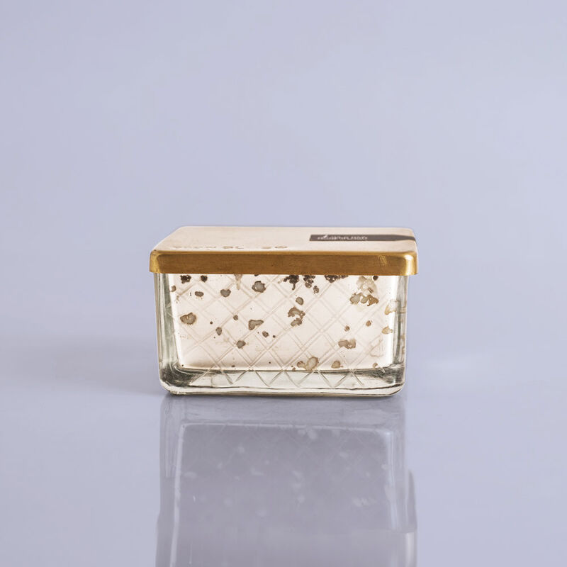 Paris Mercury Jewel Box Candle, 4oz Product View from Side image number 3