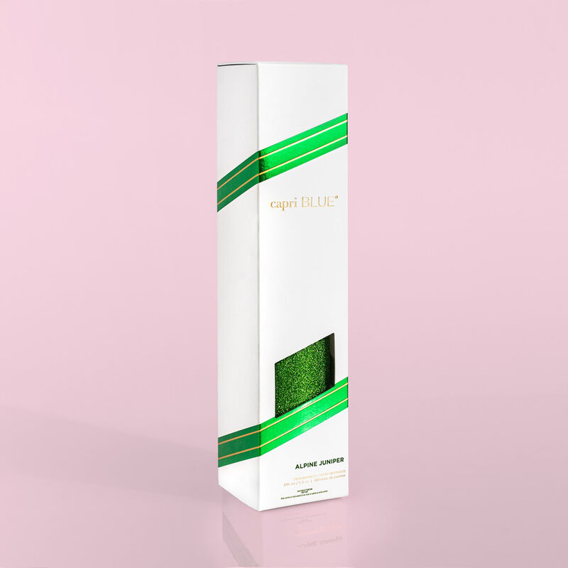 Alpine Juniper Glam Diffuser, 8fl oz Product in Box image number 2