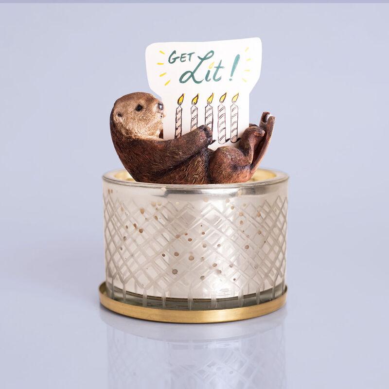 Havana Vanilla Mercury Candle Bowl, 15 oz Surprise and Delight image number 6