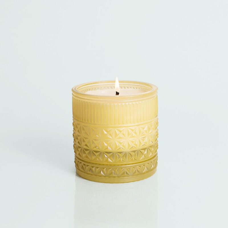 Aloha Orchid Faceted Candle, 11 oz image number 2