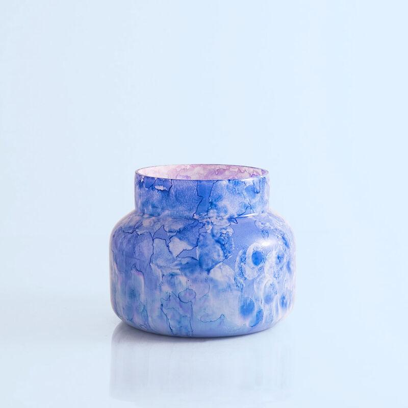 Blue Jean Signature Watercolor Jar, 19 oz product view no lid image number 4