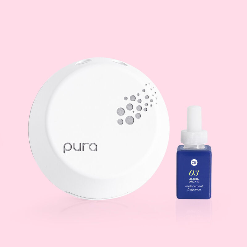 CB+ Pura Diffuser Refill, Aloha Orchid with Pura Device image number 2