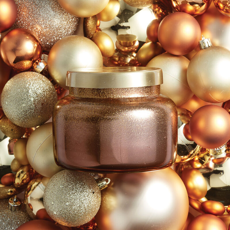 Tinsel & Spice Glitz Signature Candle Jar Alt Product View 4 image number 4