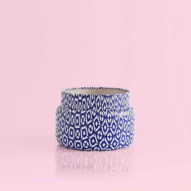 Cactus Flower Printed Candle no lid image number 4