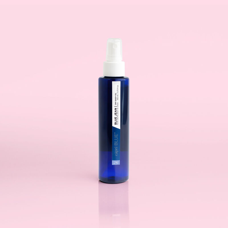 Blue Jean Dry Body Oil, 4.75 oz front view image number 0