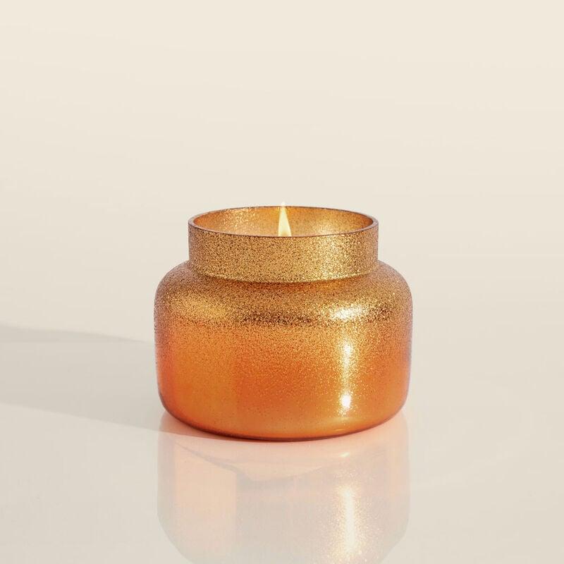 Pumpkin Dulce Glitz Signature Candle, 19 oz Alt Product View 2 image number 2