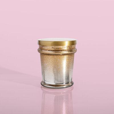 Crystal Pine Glitz Found Glass, 8 oz