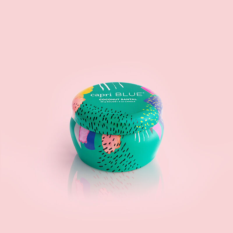 Coconut Santal Gallery Mini Candle Tin, 3 oz alt product view image number 1