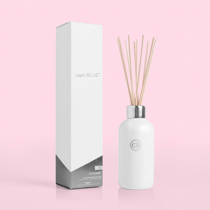 Volcano White Reed Diffuser and Box image number 0