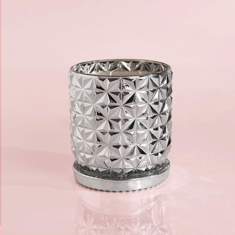 Citrus & Violet Haze Jumbo Gilded Faceted Jar, 30 oz Candle without Lid image number 1