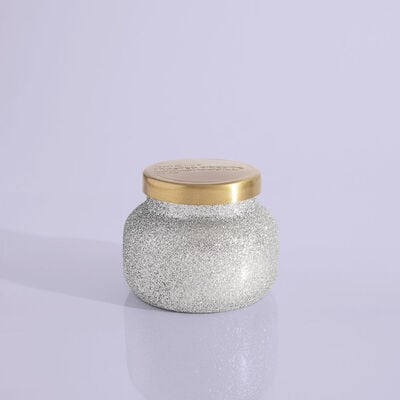 Frosted Fireside Glam Petite Jar, 8 oz