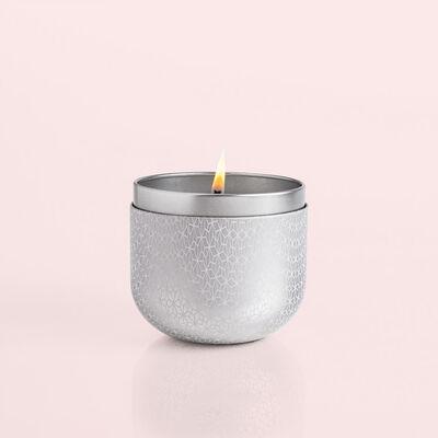 Citrus & Violet Haze Gilded Candle Tin