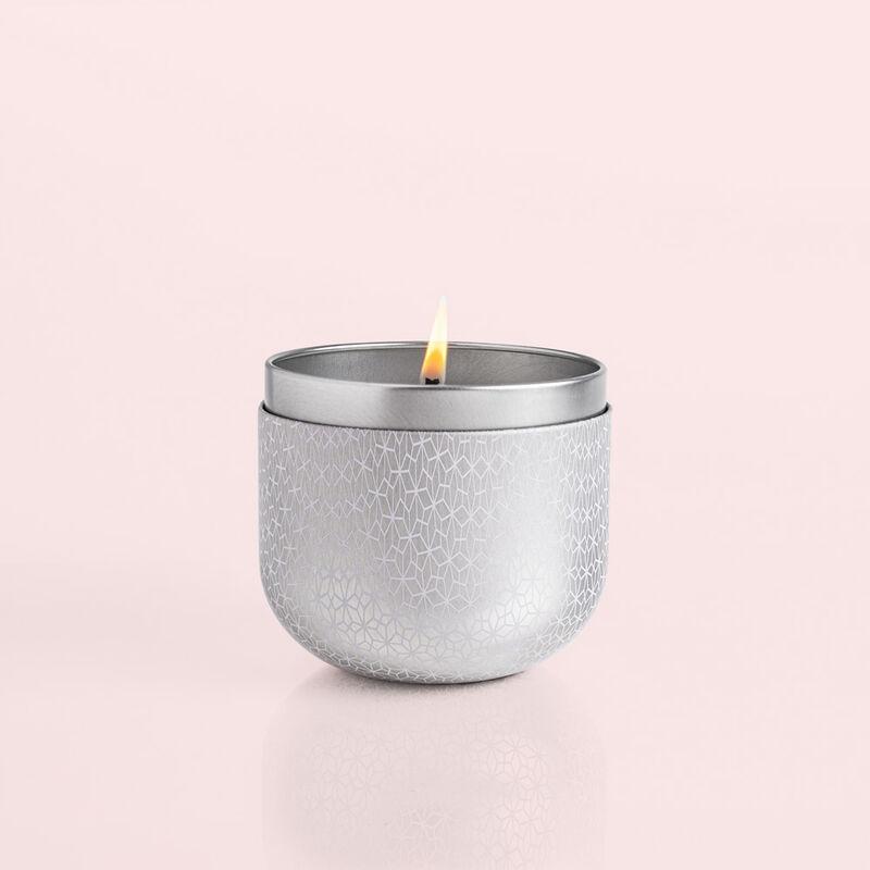 Citrus & Violet Haze Gilded Candle Tin image number 1