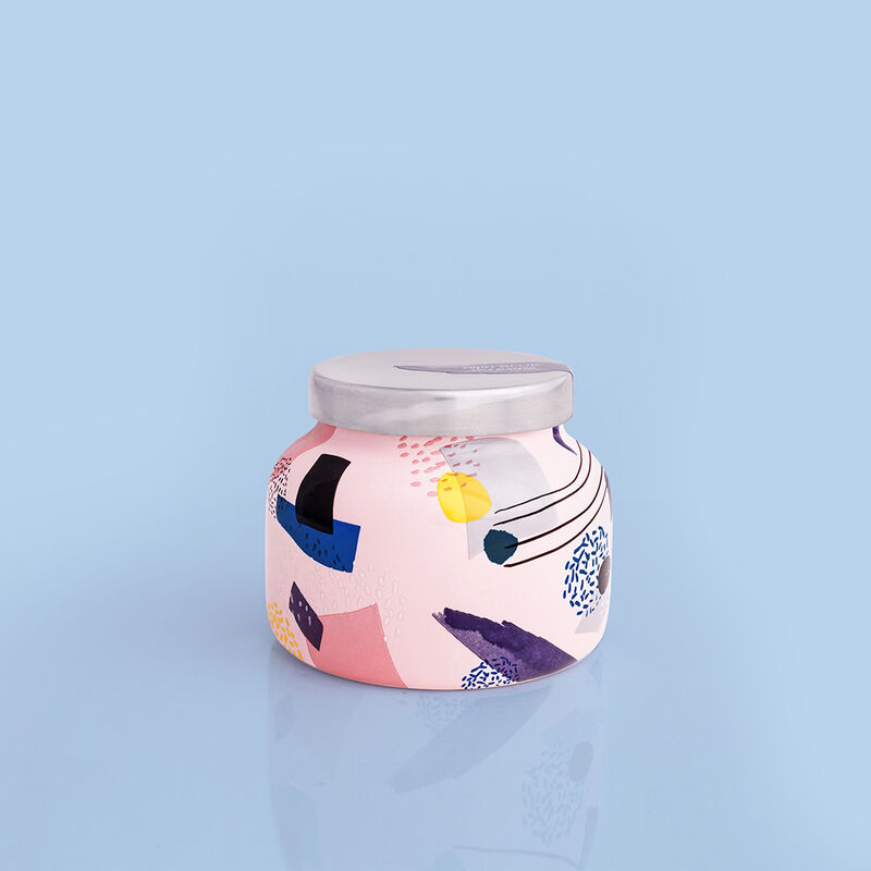 Lola Blossom Gallery Petite Candle Jar, 8 oz Alt Product View image number 1