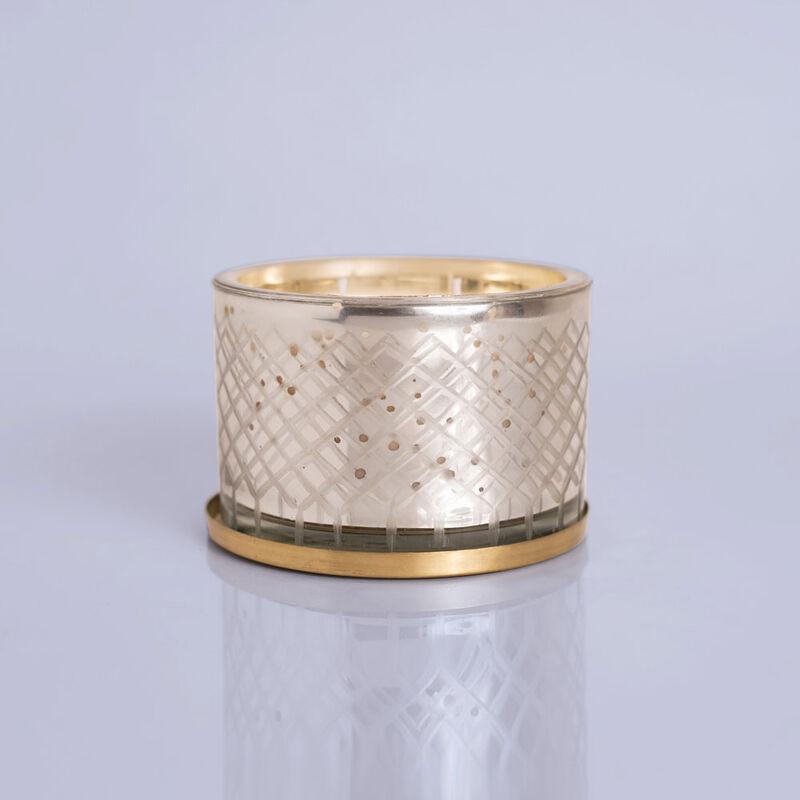 Havana Vanilla Mercury Candle Bowl, 15 oz with No Lid image number 4