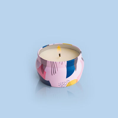Lola Blossom Gallery Mini Tin Candle, 3 oz Alt Product View