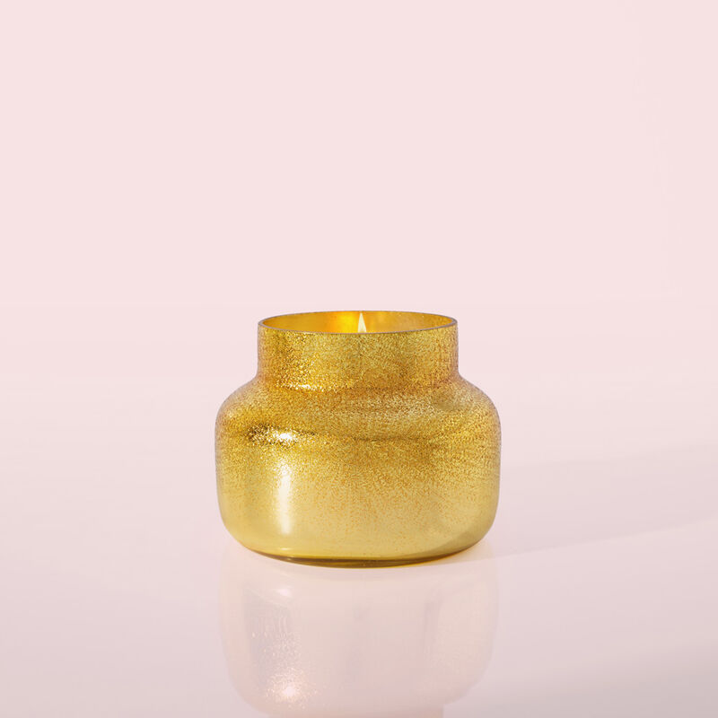 Volcano Glitz Petite Jar, 8 oz product when lit image number 3