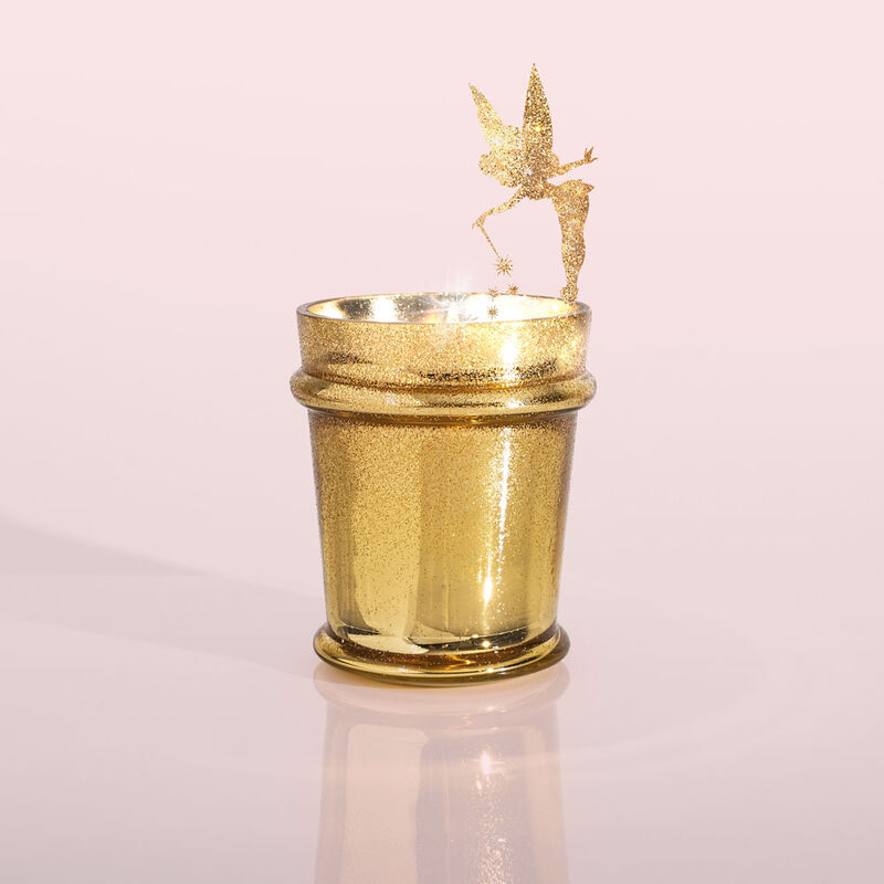 Volcano Glitz Found Glass Candle, 8 oz product with surprise image number 1
