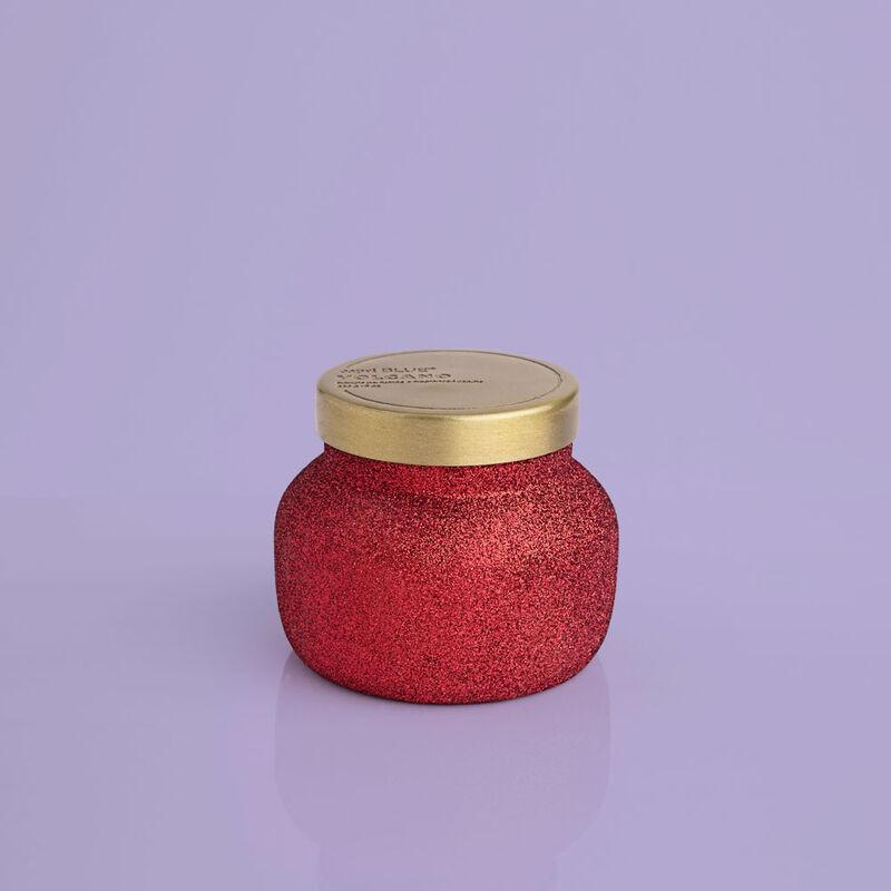 Volcano Glam Petite Candle Jar, 8 oz image number 0