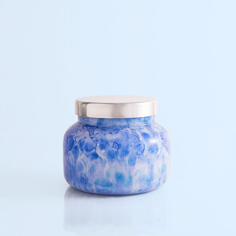 Blue Jean Signature Watercolor Jar, 19 oz product view image number 0
