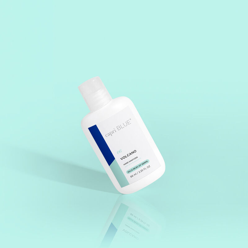 Volcano Travel Hand Sanitizer, 2.25 fl oz product view with tilt image number 1