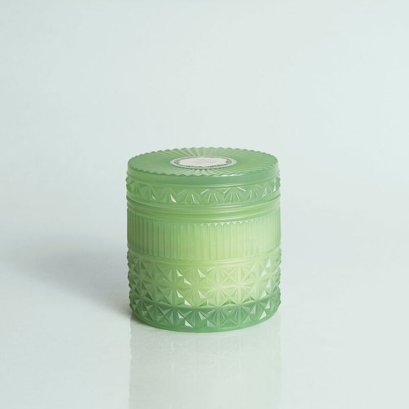 Volcano Faceted Candle, 11 oz image number 1