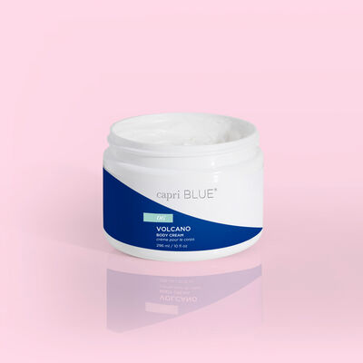 Volcano Body Cream Product with no lid