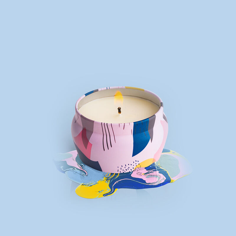 Lola Blossom Gallery Mini Candle Surprise image number 3