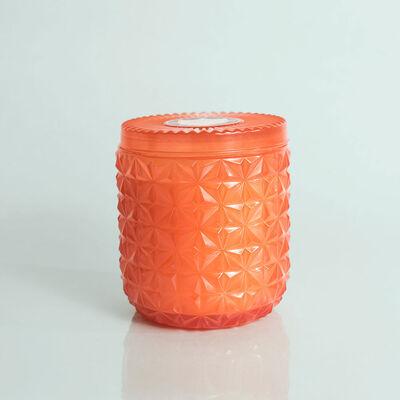 Pomegranate Citrus Jumbo Faceted Jar, 30 oz