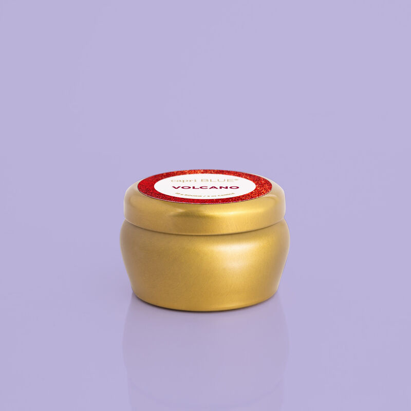 Volcano Glam Mini Candle Tin product view image number 0