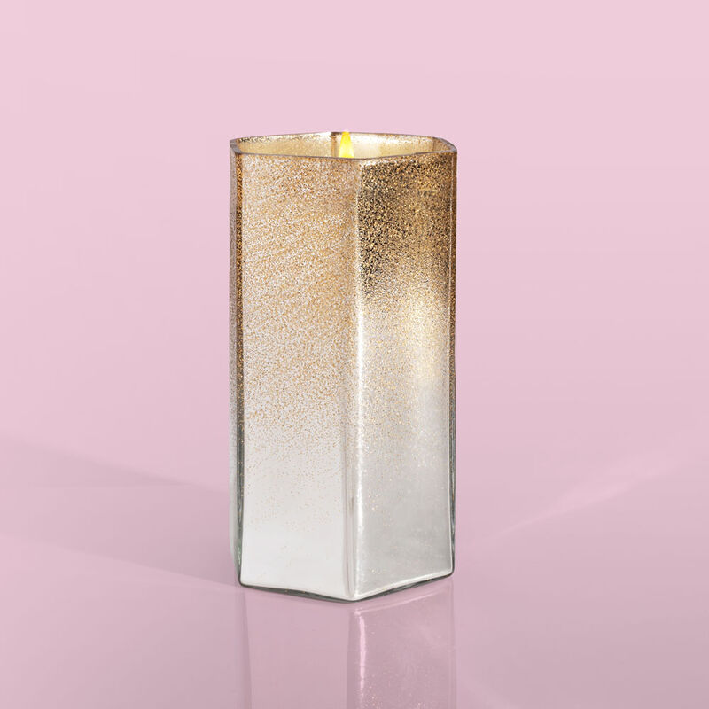 Crystal Pine Glitz Hexagon Candle Jar Alt Product View 2 image number 2
