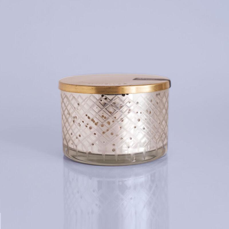 Havana Vanilla Mercury Candle Bowl, 15 oz Alt Product View image number 2