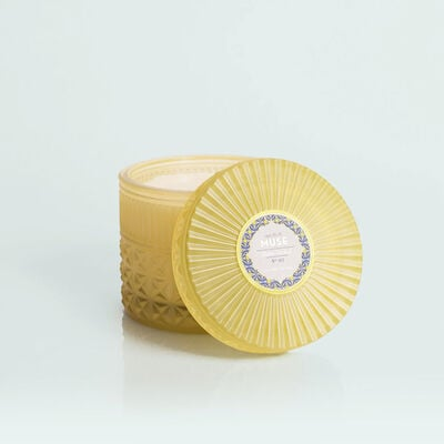 Aloha Orchid Faceted Candle