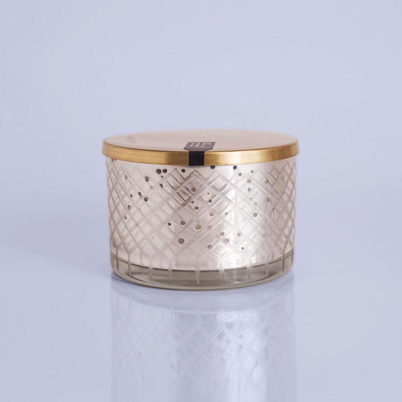 Havana Vanilla Mercury Candle Bowl, 15 oz Alt Product View 2 image number 3