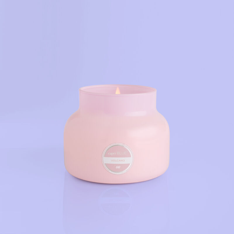 Volcano Bubblegum Signature Candle Jar, 19 oz product with no lid image number 2