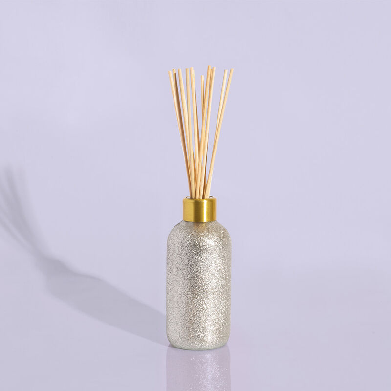 Frosted Fireside Glam Reed Diffuser product view with no box image number 3