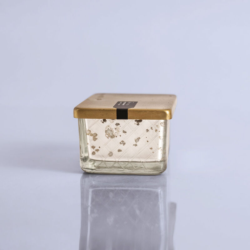 Paris Mercury Jewel Box Candle, 4oz Product View Head-on image number 4